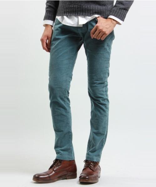 痩せ型におすすめのズボン