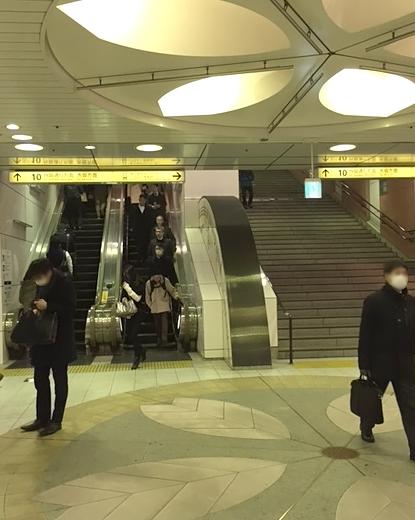 ツヴァイ赤坂見附店への行き方 地下鉄