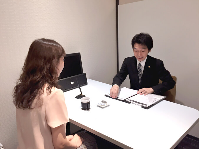 パートナーエージェント 婚活設計インタビュー