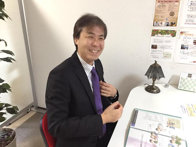 ファニーキープス代表 佐藤氏
