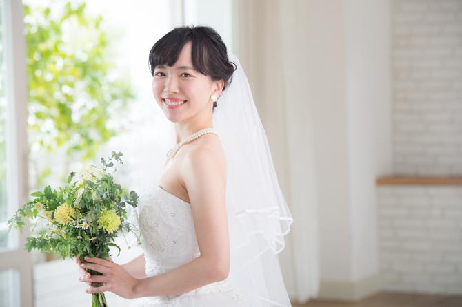 20代婚活中の女性