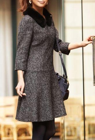 婚活服装。秋おすすめの例アラフォー女性