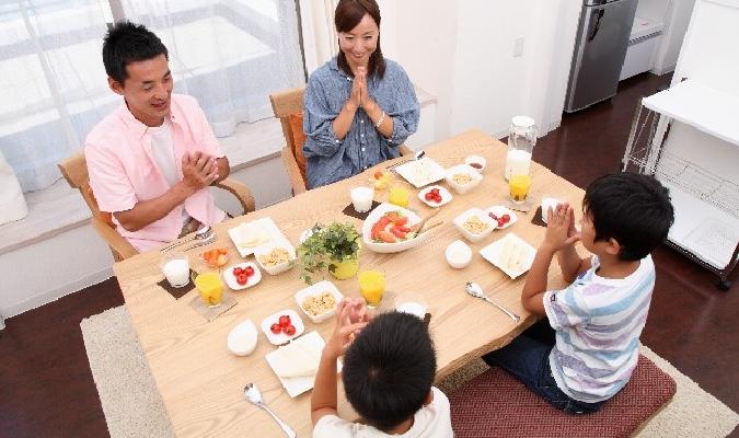 デート中の食事の作法