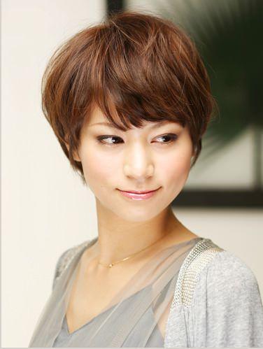 婚活中の女性のヘアスタイル1