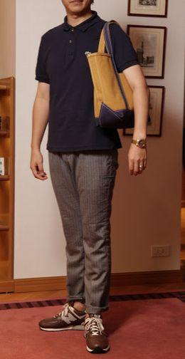 婚活で、アラフォー男性におすすめの服装2